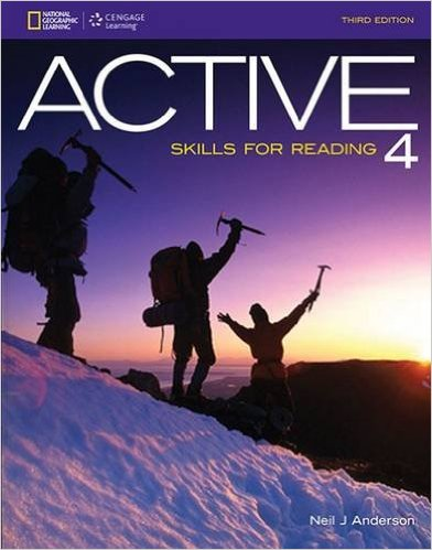 Bìa sách Active Skills For Reading (3 Ed.) 4: Text - Paperback
