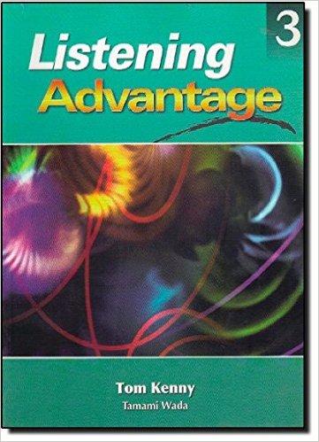 Bìa sách Listening Advantage 3: Student Book With Audio CD - Paperback