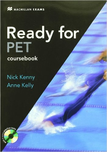 Bìa sách Ready For PET: Student Book CD - Paperback