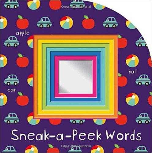 Bìa sách Sneak-A-Peek: Words