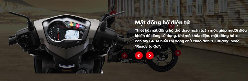 Xe Máy Yamaha Exciter 150 Limited - Matt Blue=48.300.000 ₫