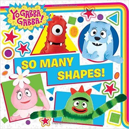 Bìa sách So Many Shapes!