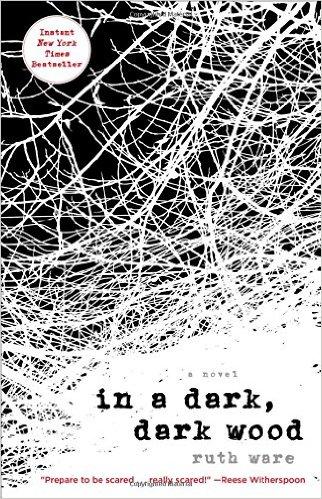 Bìa sách In A Dark, Dark Wood