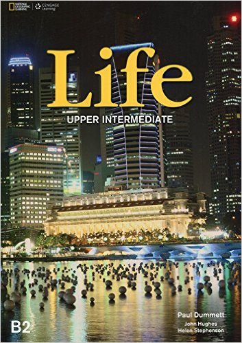 Bìa sách Life Up-Inter: Student Book With DVD - Paperback