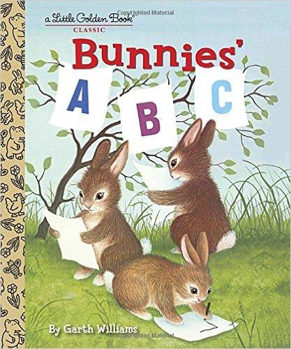 Bìa sách Bunnies' ABC