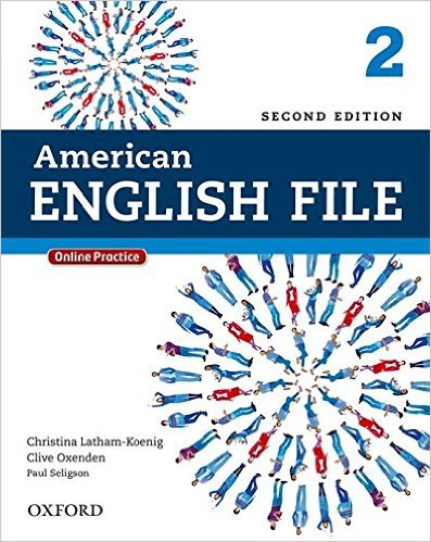 Bìa sách American English File (2 Ed.) 2: Student Book With Oxford Online Skills Program - Paperback