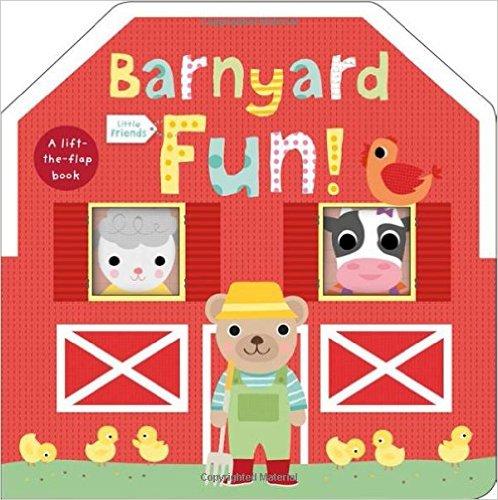Bìa sách Little Friends: Barnyard Fun!