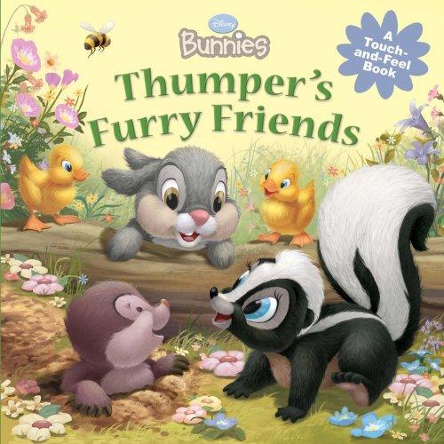 Bìa sách Disney Bunnies Thumper