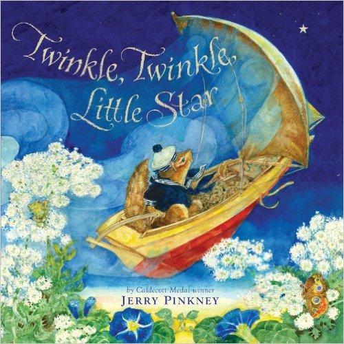 Bìa sách Twinkle, Twinkle, Little Star