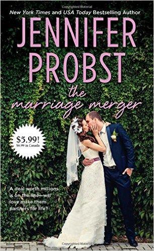 Bìa sách The Marriage Merger - Book #4