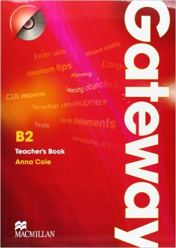 Bìa sách Gateway B2: Teacher Book With Test CD