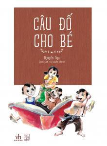 Bìa sách Câu Đố Cho Bé (Tranh Màu)