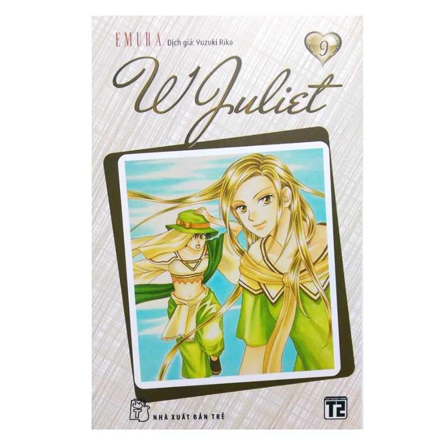 Bìa sách W Juliet (Tập 9)