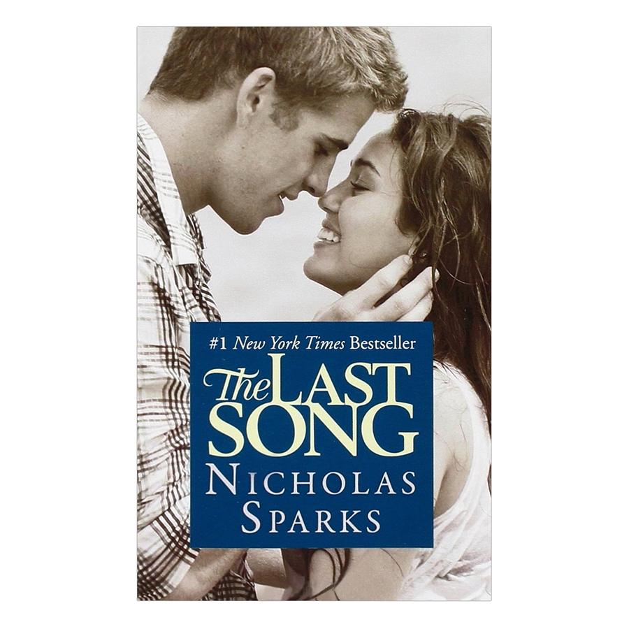 Bìa sách The Last Song