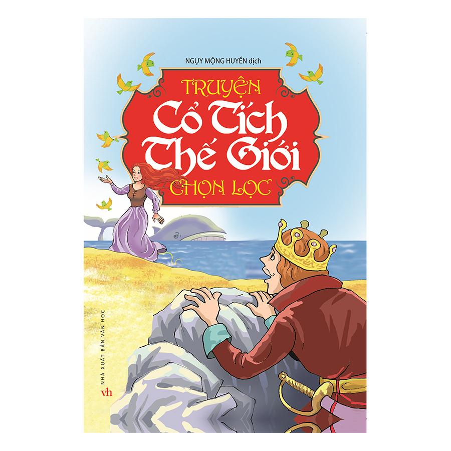 Bìa sách Truyện Cổ Tích Thế Giới Chọn Lọc