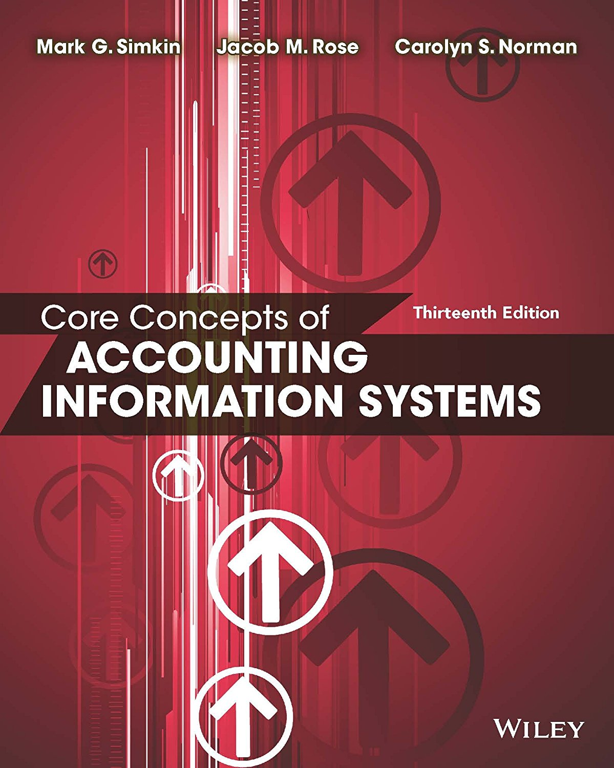 Core Concepts Accounting Information Systems, 13Ed