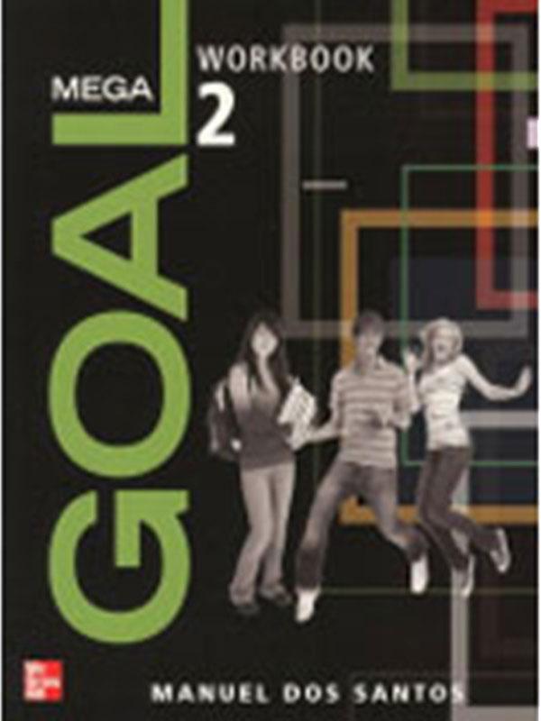 Bìa sách Mega Goal 2: Workbook With CD - Paperback