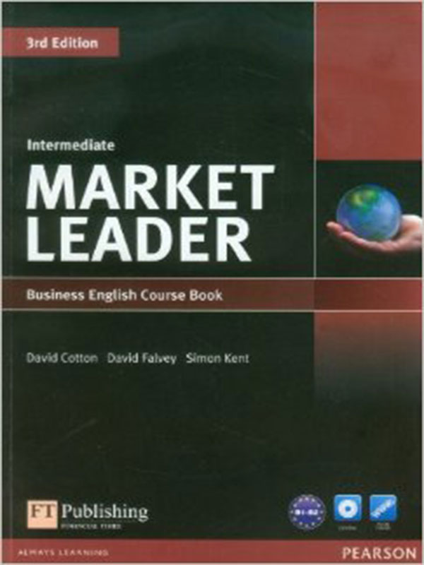 Bìa sách Market Leader (3Ed.) Intermediate: Course Book Standalone For South Asia - Paperback
