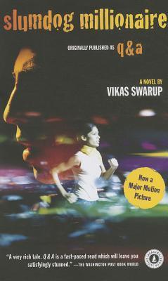 Bìa sách Slumdog Millionaire (MM MTI)