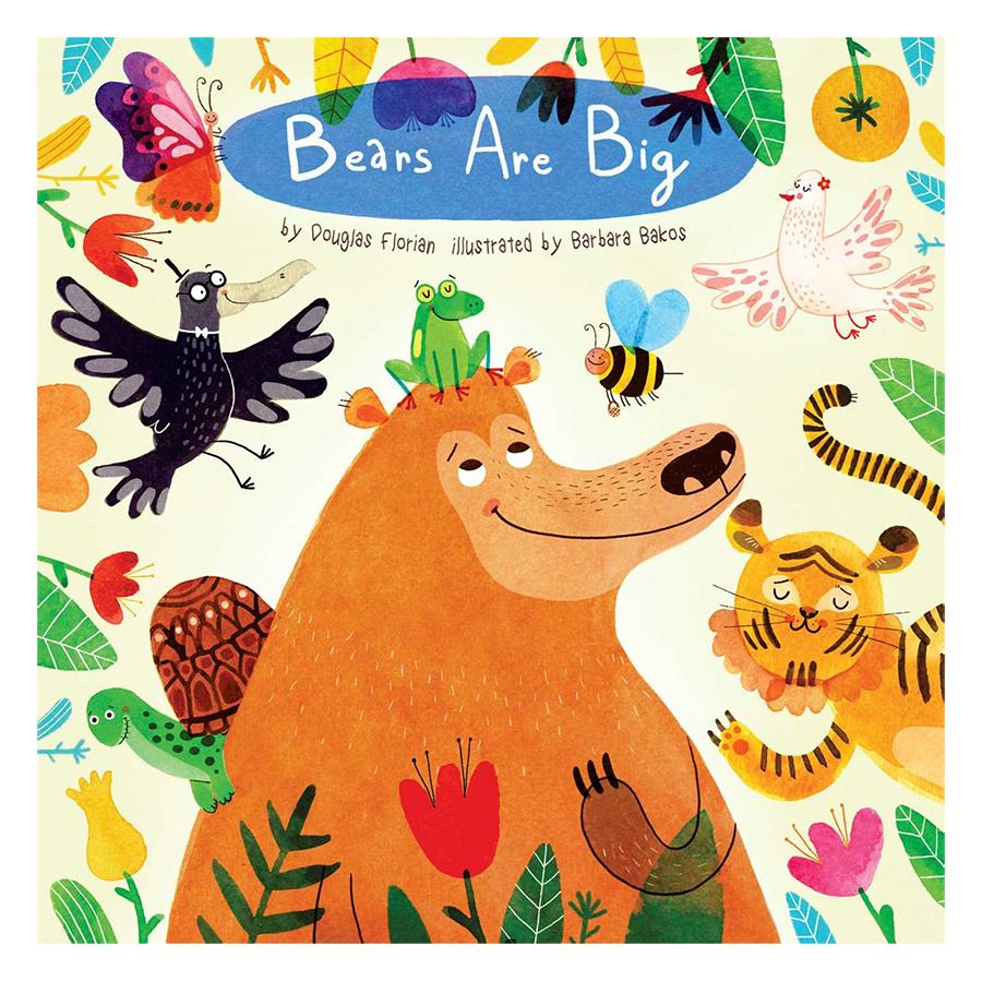 Bìa sách Bears Are Big