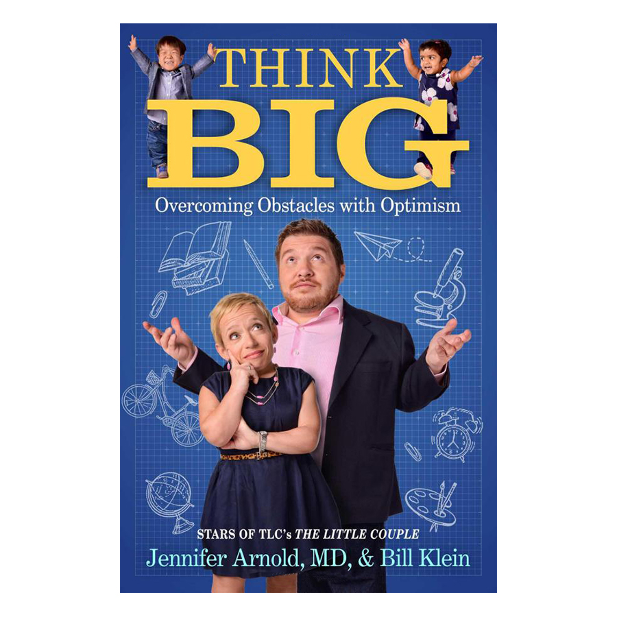 Bìa sách Think Big: Overcoming Obstacles With Optimism