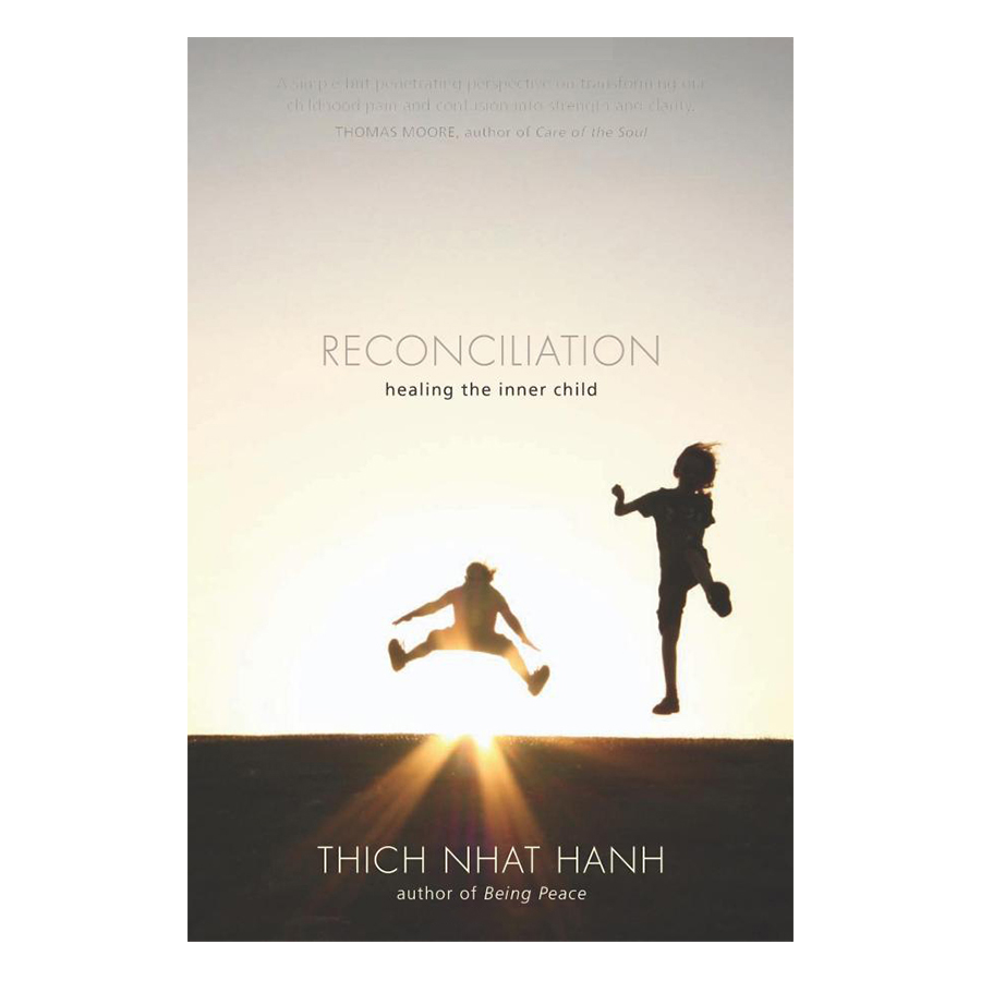 Bìa sách Reconciliation: Healing The Inner Child