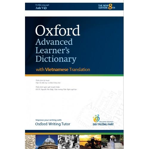 Review sách Từ Điển Oald Anh – Việt – Hardback