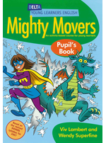 Bìa sách Mighty Movers (Asia Ed.): Pupil Book - Paperback