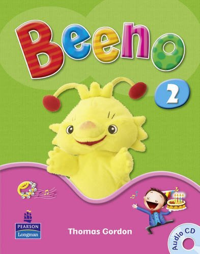 Bìa sách Beeno 2: Student Book With CD - Paperback