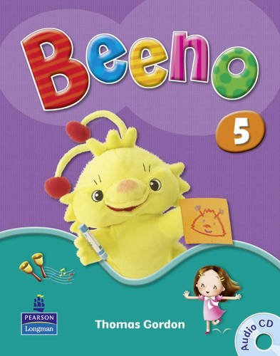 Bìa sách Beeno 5: Student Book With CD - Paperback