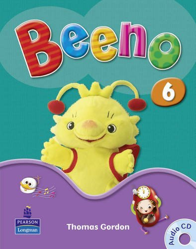 Bìa sách Beeno 6: Student Book With CD - Paperback