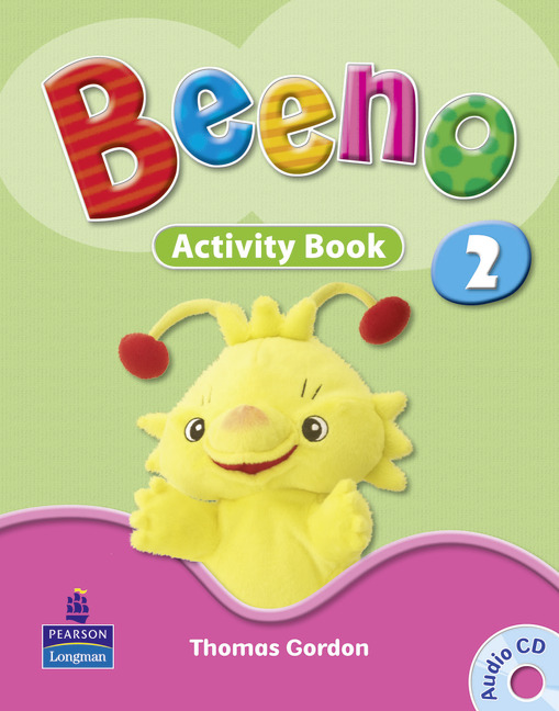 Bìa sách Beeno 2: Activity Book With Audio CD - Paperback