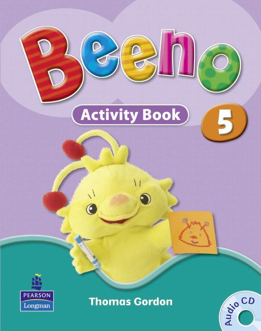 Khuyên đọc sách Beeno Activity Book (Level 5)