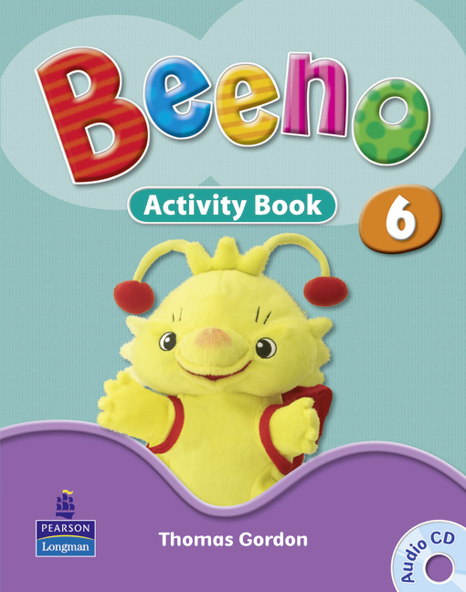 Bìa sách Beeno 6: Activity Book With Audio CD - Paperback