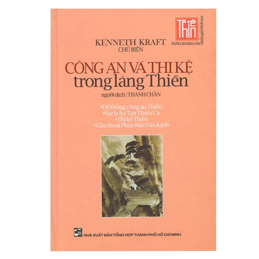 Bìa sách Công Án Và Thi Kệ Trong Làng Thiền