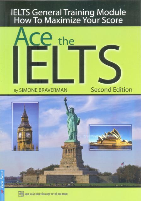Bìa sách Ace The Ielts - General Training Module