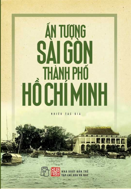 Bìa sách Ấn Tượng Sài Gòn Thành Phố Hồ Chí Minh