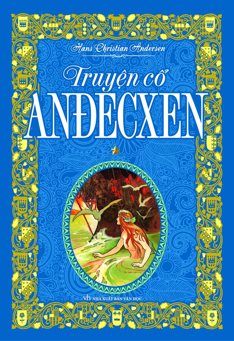Bìa sách Truyện Cổ Anđecxen (Tập 1)