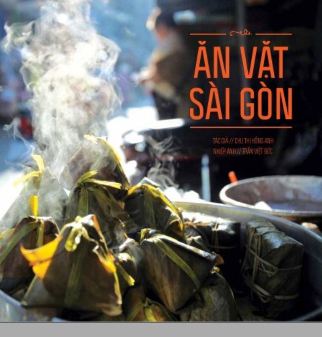 Bìa sách Ăn Vặt Sài Gòn (Tái Bản 2015)