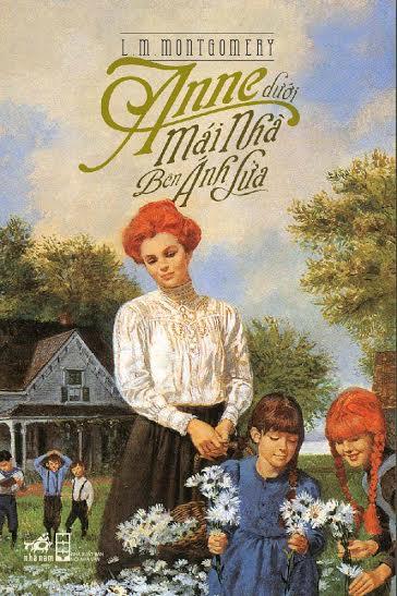Bìa sách Anne Dưới Mái Nhà Bên Ánh Lửa