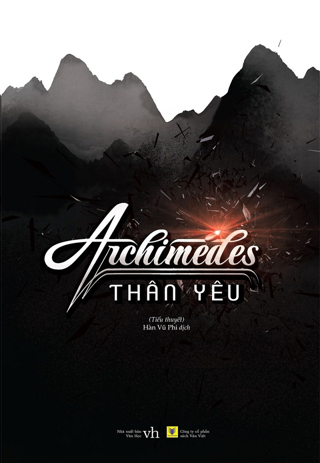 Bìa sách Archimedes Thân Yêu (Trọn Bộ 2 Tập)