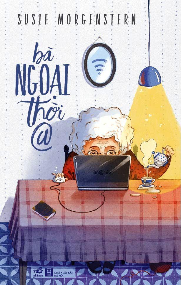 Bìa sách Bà Ngoại Thời @