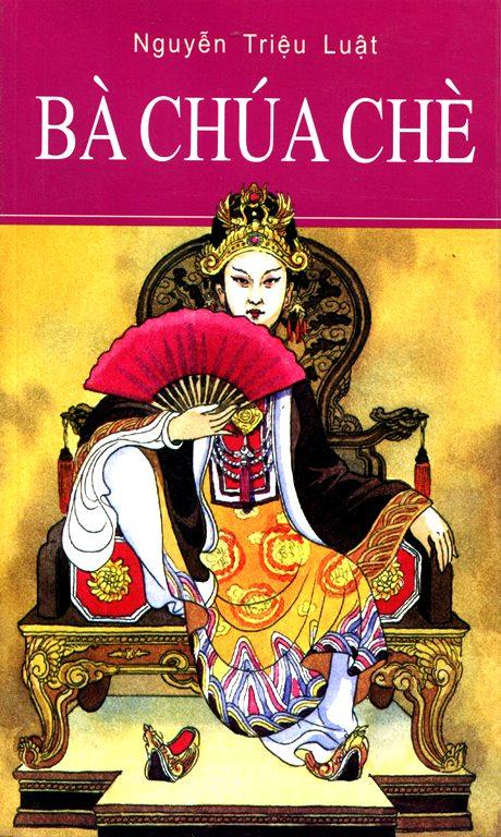 Bìa sách Bà Chúa Chè
