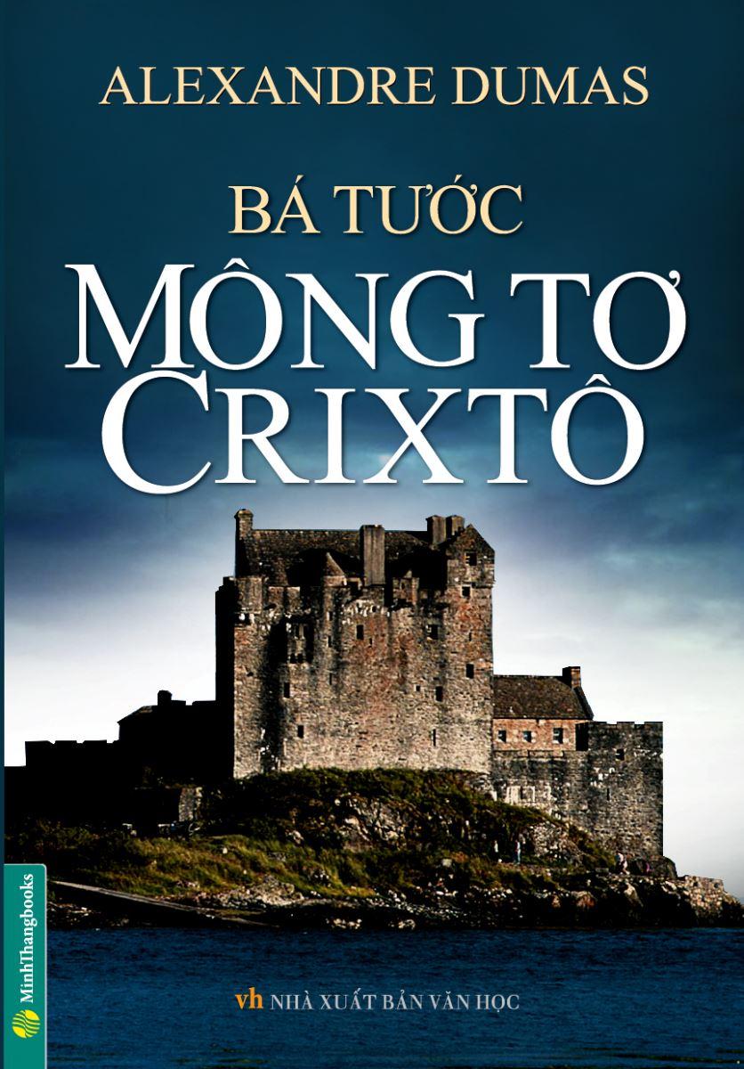 Bìa sách Bá Tước Môngtơ Crixtô (Bìa Cứng)