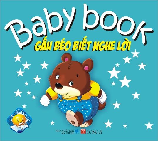 Bìa sách Baby Book - Cùng Học Điều Hay