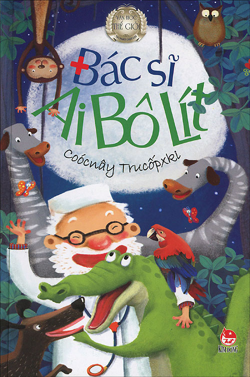 Bìa sách Bác Sĩ Ai Bô Lít