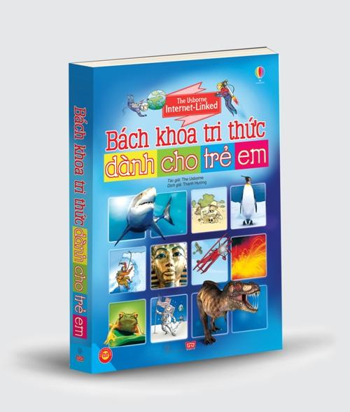 Bìa sách Bách Khoa Tri Thức Dành Cho Trẻ Em