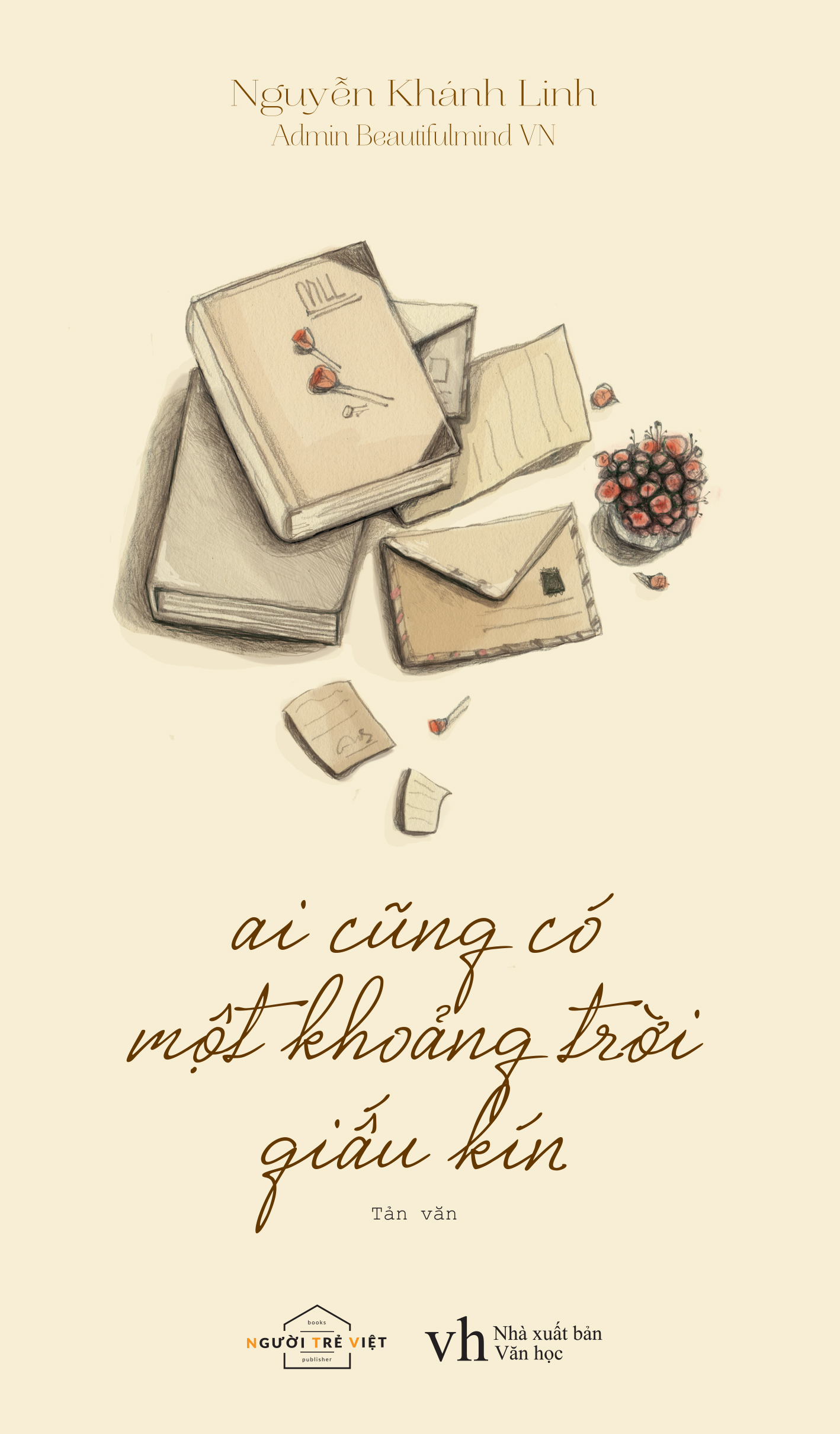 Bìa sách Ai Cũng Có Một Khoảng Trời Giấu Kín