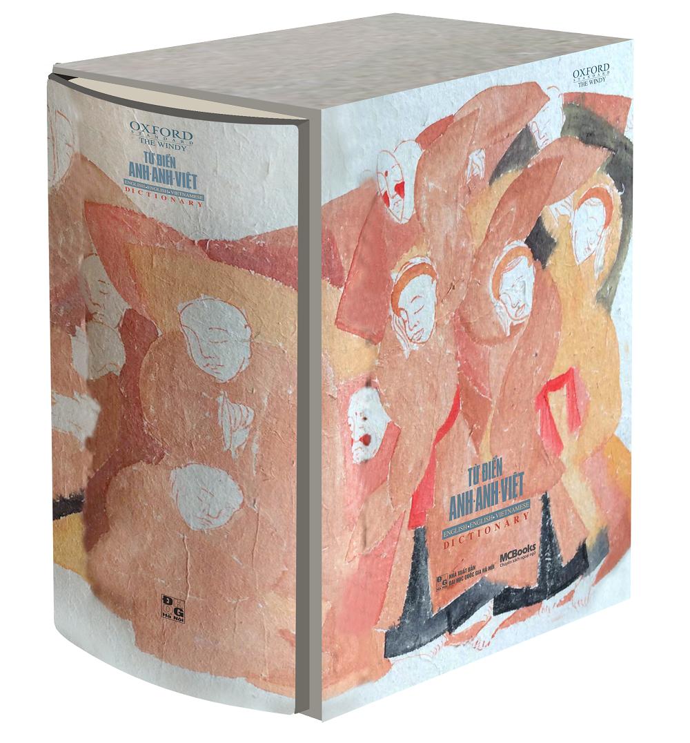 Bìa sách Từ Điển Anh - Anh - Việt (Phiên Bản Đặc Biệt - Múa Dân Gian)