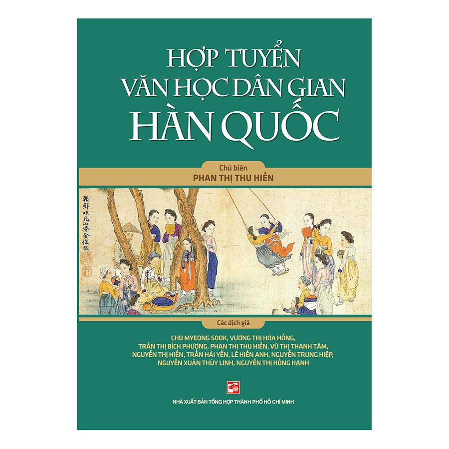 Hợp Tuyển Văn Học Dân Gian Hàn Quốc